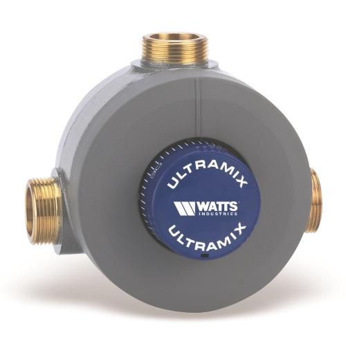 Термостатические смесительные клапаны для ГВС Watts ULTRAMIX цена