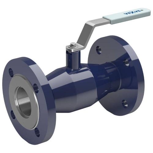 Кран шаровой фланцевый стальной с рукояткой Vexve 103 цена