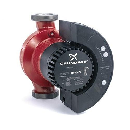 Насосы циркуляционные с частотным регулированием Grundfos Magna цена