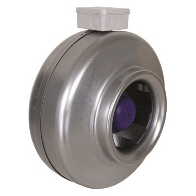 Канальные вентиляторы для круглых воздуховодов Lessar LV-FDC цена