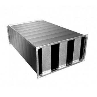 Шумоглушители пластинчатые для прямоугольных воздуховодов ИПШГ1 цена