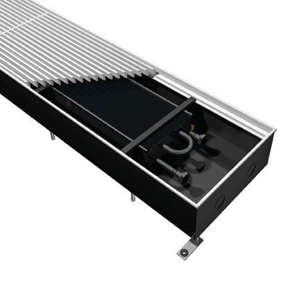 Внутрипольные конвекторы с гибкой решеткой без вентилятора Emcotherm K93 цена
