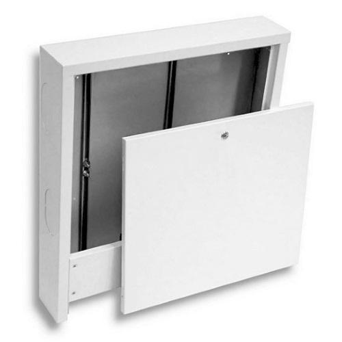 Коллекторный шкаф навесной для коллекторной группы без смесительный системы KAN-Therm SWN цена