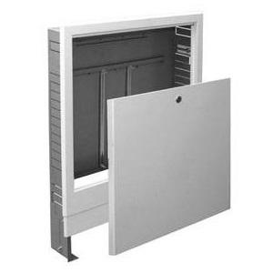 Коллекторный шкаф встраиваемый для коллекторных групп без и со смесительной системой KAN-Therm SWP-OP цена