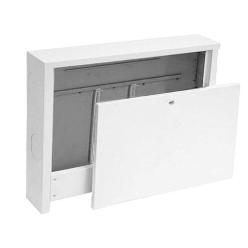 Коллекторный шкаф навесной для коллекторных групп без и со смесительной системой KAN-Therm SWN-OP цена