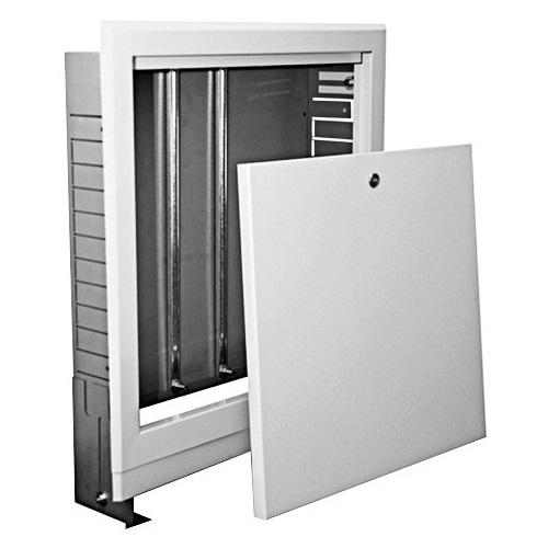 Коллекторный шкаф встраиваемый для коллекторных групп без и со смесительной системой KAN-Therm SWPSE цена