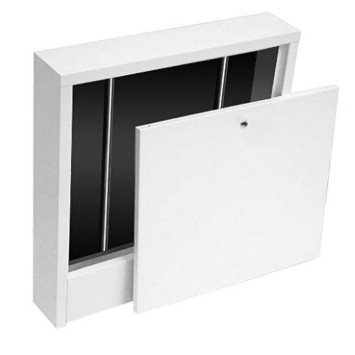 Коллекторный шкаф навесной для коллекторной группы без смесительный системы KAN-Therm SWNE цена