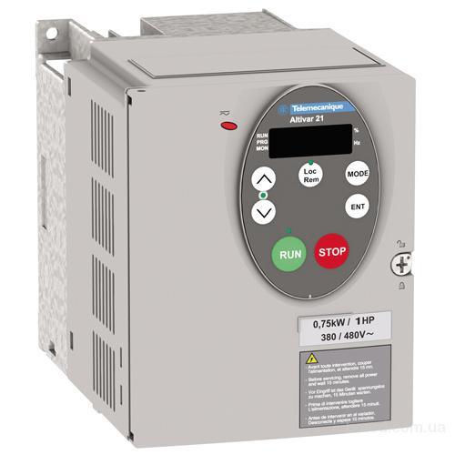 Частотные преобразователи Schneider Electric Altivar цена