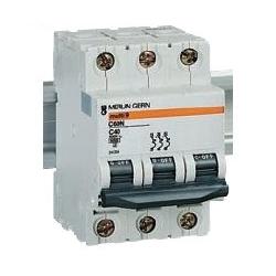 Автоматические выключатели 10kA Schneider Electric Multi9 C60N цена