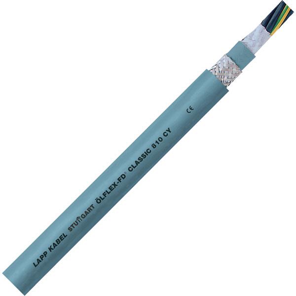 Особогибкие экранированные кабели управления Lappkabel Olflex FD Classic 810 CY цена