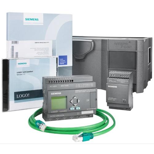 Siemens Logo! Программируемые логические контроллеры и модули цена