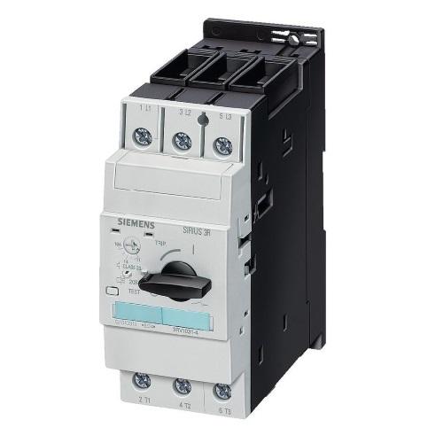 Автоматические выключатели для защиты э/д Siemens 3RV1031 размер S2 цена