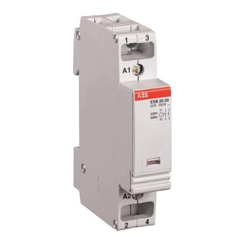 Модульные контакторы ABB ESB для монтажа на DIN-рейку цена