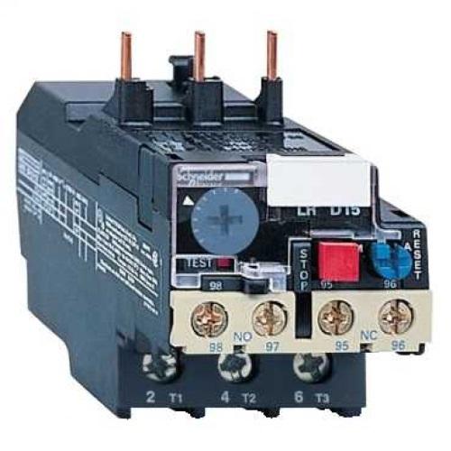 Тепловые реле перегрузки Schneider Electric TeSys D серии LRD 3П (токи 0,1-140 А) для контакторов LC1-D цена