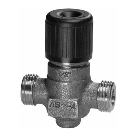 Клапаны терморегулирующие 2-ходовые муфтовые НР/НР Siemens VVP45 PN16 цена