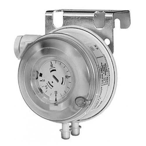 Датчики перепада давления воздуха и неагрессивных газов Siemens QBM81 цена