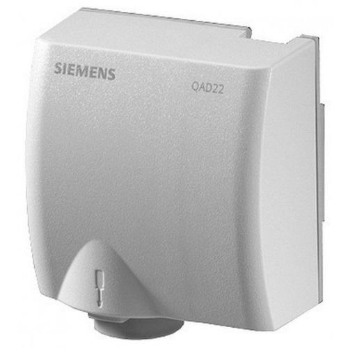 Датчик температуры воды накладные Siemens QAD цена