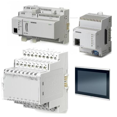Компоненты системы автоматизации заданий Siemens Desigo цена