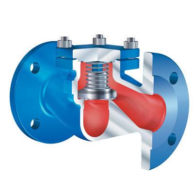 Клапаны обратные подъёмные фланцевые, чугунные, ARI-Checko-V 12.003 цена