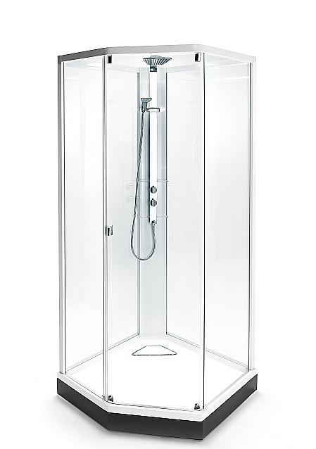 Комплектующие душ. кабины пятиугольной, IDO Showerama 8-5 цена