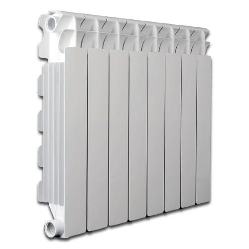 Радиаторы алюминиевые литые с антикорозионной обработкой Fondital Aleternum B4 500/100 (97х558 мм) цена