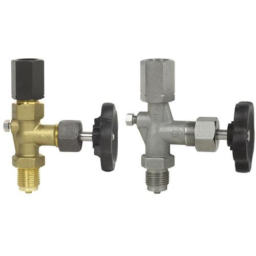 Клапаны игольчатые для манометров AS-Schneider S004.16 цена
