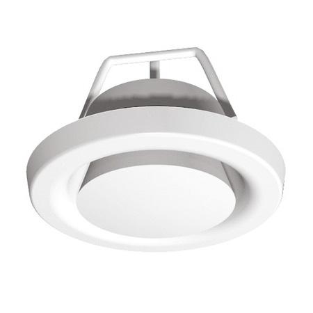 Вытяжные настенно-потолочные круглые металлические регулируемые клапаны Halton URH цена