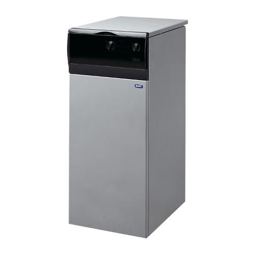 Котлы газовые напольные с чугунным теплообменником, горелкой и автоматикой Baxi Slim цена