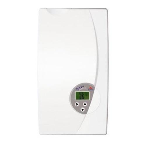 Водонагреватели электрические проточные c электронным управлением Kospel Focus electronic EPVE с LCD экраном, 3х380В цена