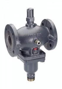 Клапаны регулятор-ограничитель расхода, фланцевые, Danfoss VFQ2 цена
