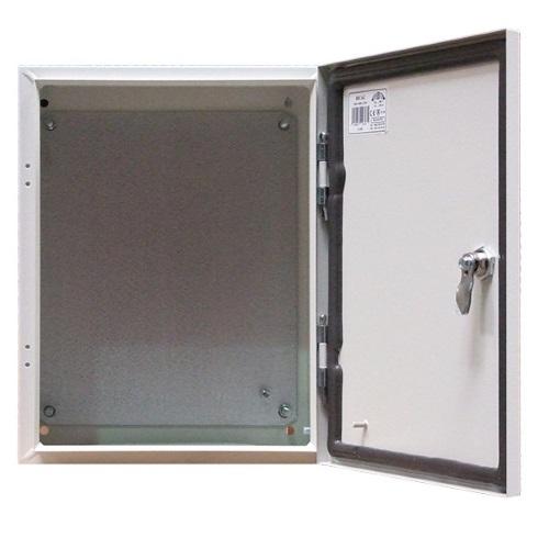 Электрощиты металлические герметичные с монтажной панелью (ЩМП) Sabaj RH цена