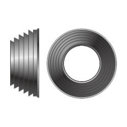Уплотнители стеновые для теплоизолированных труб Изопрофлекс-А, резина цена