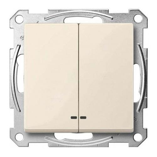 Выключатели и переключатели рамочные Schneider Electric серия M-TREND цена