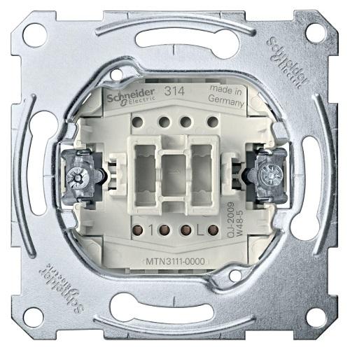 Механизмы для рамочных выключателей/переключателей Schneider Electric серия M-TREND цена