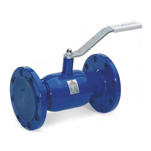 Краны шаровые стальные фланцевые стандартнопроходные длинные с бесшовными патрубками Gross Арктик цена
