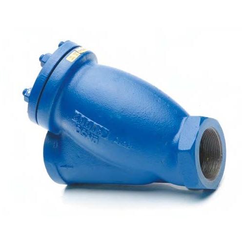 Фильтры косые сетчатые муфтовые с магнитной вставкой Gross, чугун, PN16 цена