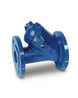 Обратный клапан фланц., шаровой, ковкий чугун, Tecofi CBL 3240 цена
