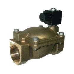 Соленоидный клапан нормально закрытый, латунь, EV 1140 цена