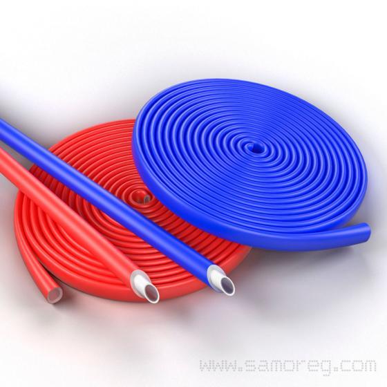 Трубка всп. полиэтилен Energoflex Super Protect, синяя, бухта 10м цена