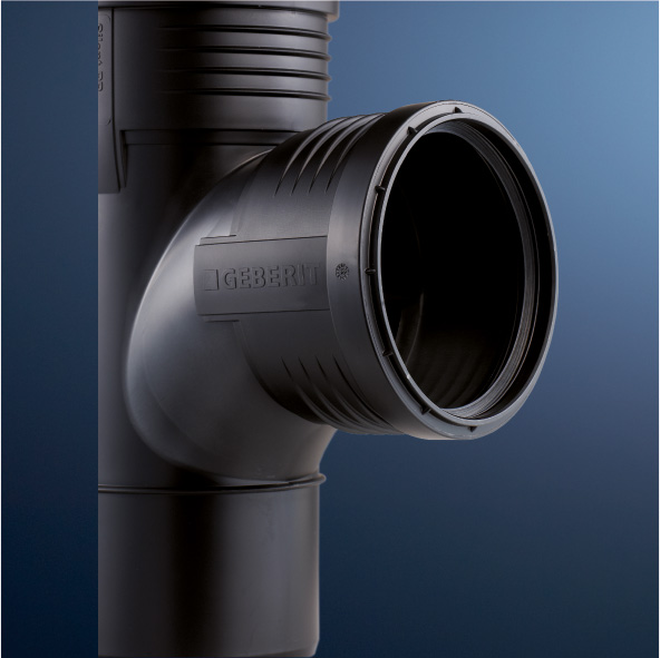 Система малошумной ПНД канализации Geberit Silent db20 цена