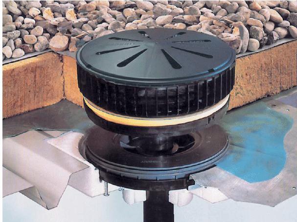 Система вакуумного сифонного водостока Geberit Pluvia цена