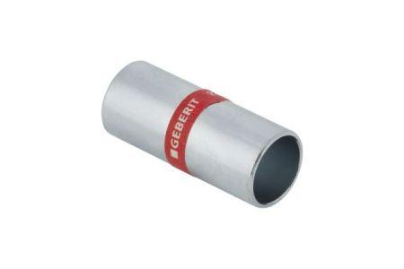 Муфта гладкий/гладкий для стальных тонкост. труб, оцинк. сталь цена