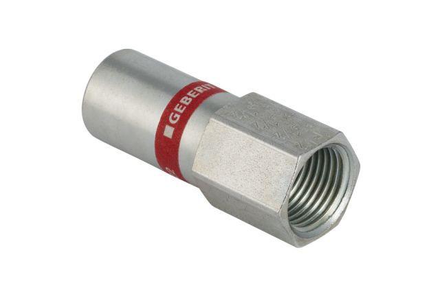 Муфта гладкий/ВР для стальных тонкост. труб, оцинк. сталь цена