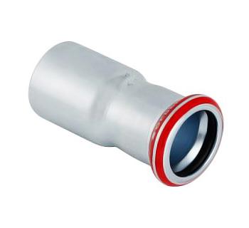 Муфта пресс/гладкий для стальных тонкост. труб, оцинк. сталь цена