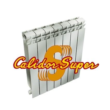 Радиатор алюминиевый, 97 мм, 16 бар, Calidor Super 500 цена