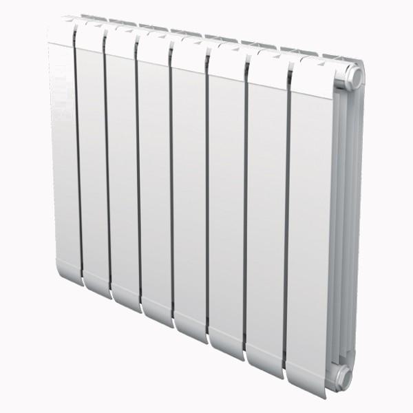 Радиатор алюминиевый, 80 мм, 25 бар, Rovall 80/500 цена