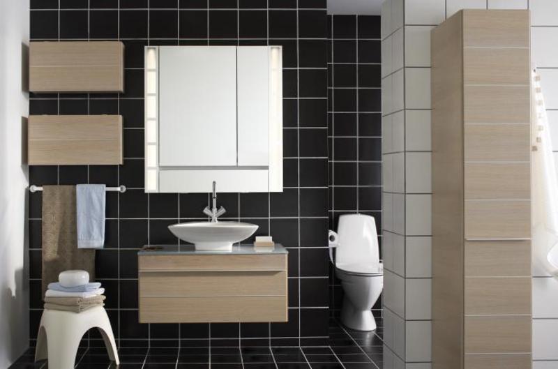 Серия мебели для ванной Ifo Sense цена