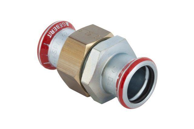 Муфта разборная пресс/пресс для стальных тонкост. труб, оцинк. сталь цена