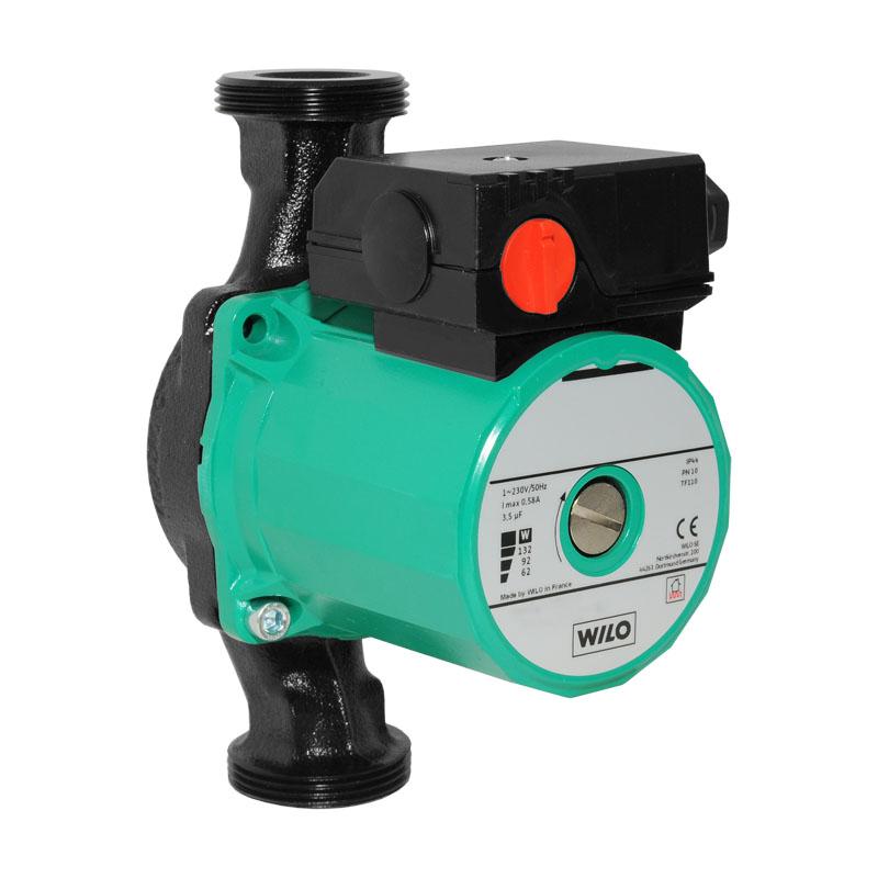 Циркуляционный насос для геотермических систем и отопления Wilo-Star RSG цена