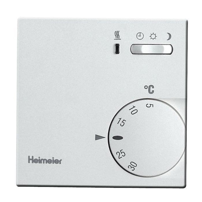 Комнатные электромеханические термостаты Heimeier цена